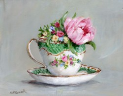 English Tea Cup B - Postage is included Australia Wide