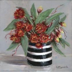 Original Painting on Canvas - Native Gums - 20 x 20cm series