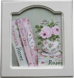 Original Painting - The Rose Book Collection - FREE POSTAGE Australia wide