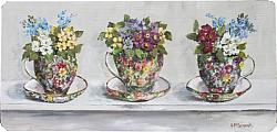 Chintz Tea Cups - Postage is included Australia wide