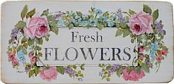 Original Painting - Fresh Flowers (D) - Postage is included Australia wide