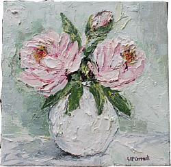 "ORIGINAL Painting on Canvas-Textured Art Series-painting ""B"""