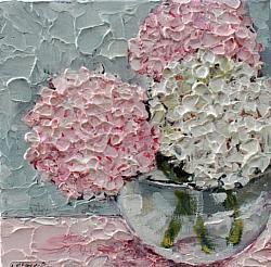 "ORIGINAL Painting on Canvas-Textured Art Series-painting ""C"""