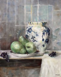 Original Painting on Panel - Still Life Study - Postage included Australia wide