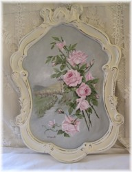 """Original Painting """"Old Fashioned Roses"""" - Postage is included Australia wide"""