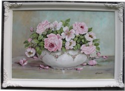 """Original Painting """"Springtime Promise"""" - Postage is included Australia Wide"""