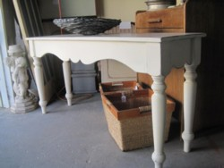Solid Timber Sofa Table - Free Local delivery