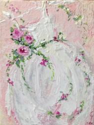 Miniature Painting Tutu pink - postage included Australia wide