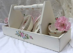 Revamped Wooden Carrier - Postage is included Australia Wide