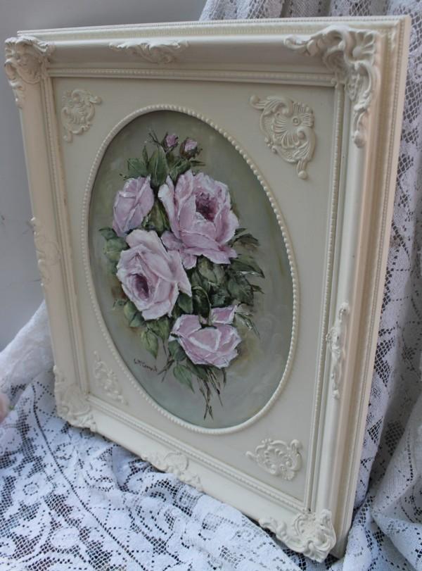 Rose Bouquet Original Painting