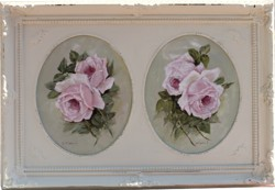 """Original Painting """"Roses"""" - Postage is included Australia Wide"""