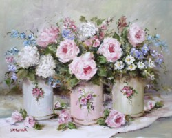 Tins & Flowers - Free Postage Australia wide only