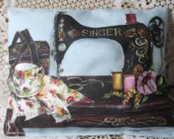 Lavender sachet/pillow - Singer - Postage is included Australia wide