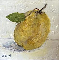 Original Painting on Canvas - My Fruit Subject - 20 x 20cm series