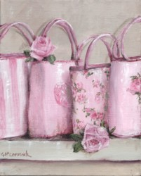 Ready to Frame Print - Assortment of Bags - Postage is included Worldwide