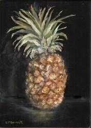 Ready to hang Print - Pineapple - FREE POSTAGE Australia wide