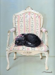 Ready to Frame Print  - The Best Chair in The House - Postage is included Worldwide