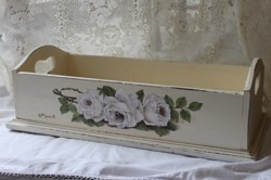 Hand Painted Box- Postage is included Australia wide